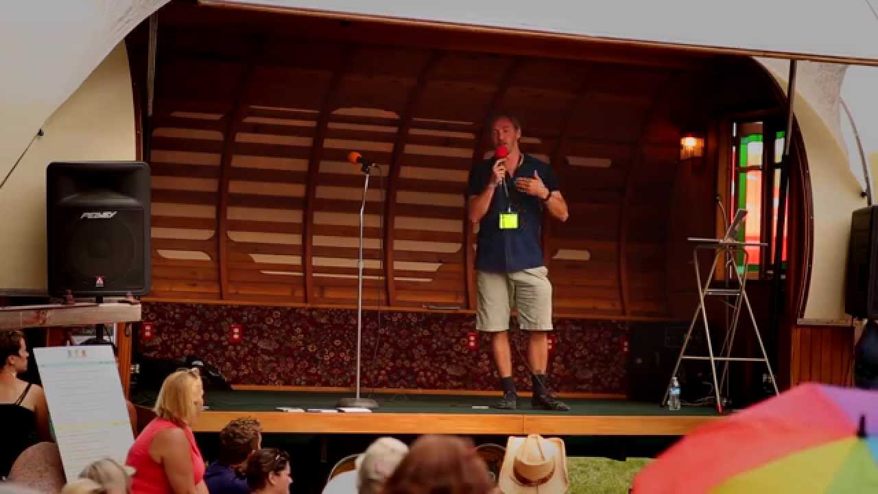 Tiny House Jamboree Speaker Andrew Morrison Youtube