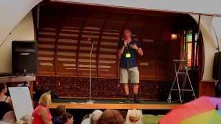 Tiny House Jamboree Speaker, Andrew Morrison