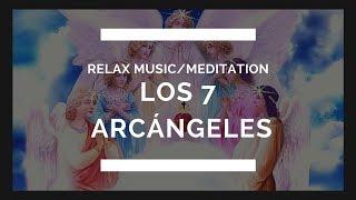 ☯️Música relajante | Relaxing music | Meditación con los 7 Arcángeles💽🎶  (music 432hz)