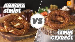 Ankara Simidi vs İzmir Gevreği - Onedio Yemek - Yerel Lezzetler