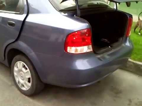 Vendo Chevrolet Aveo Family Azul 2009 48000 Kms Automotoresynegocios