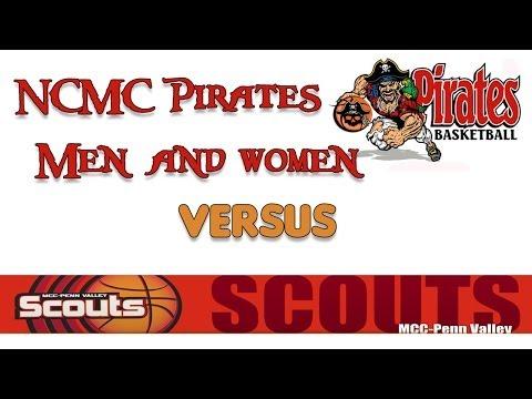 NCMC Men and Women versus Penn Valley (Basketball)