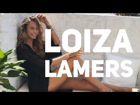 Dutch Transgender Model,  Holland's Next Top Model 8 Cycle Winner  -  Loiza Lamers