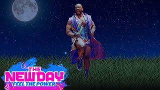 Big E takes you on a nighttime frolic: The New Day: Feel the Power, March 8, 2021