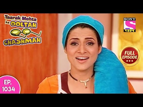 Taarak Mehta Ka Ooltah Chashmah -  Full Episode  1034 - 29th  March , 2018