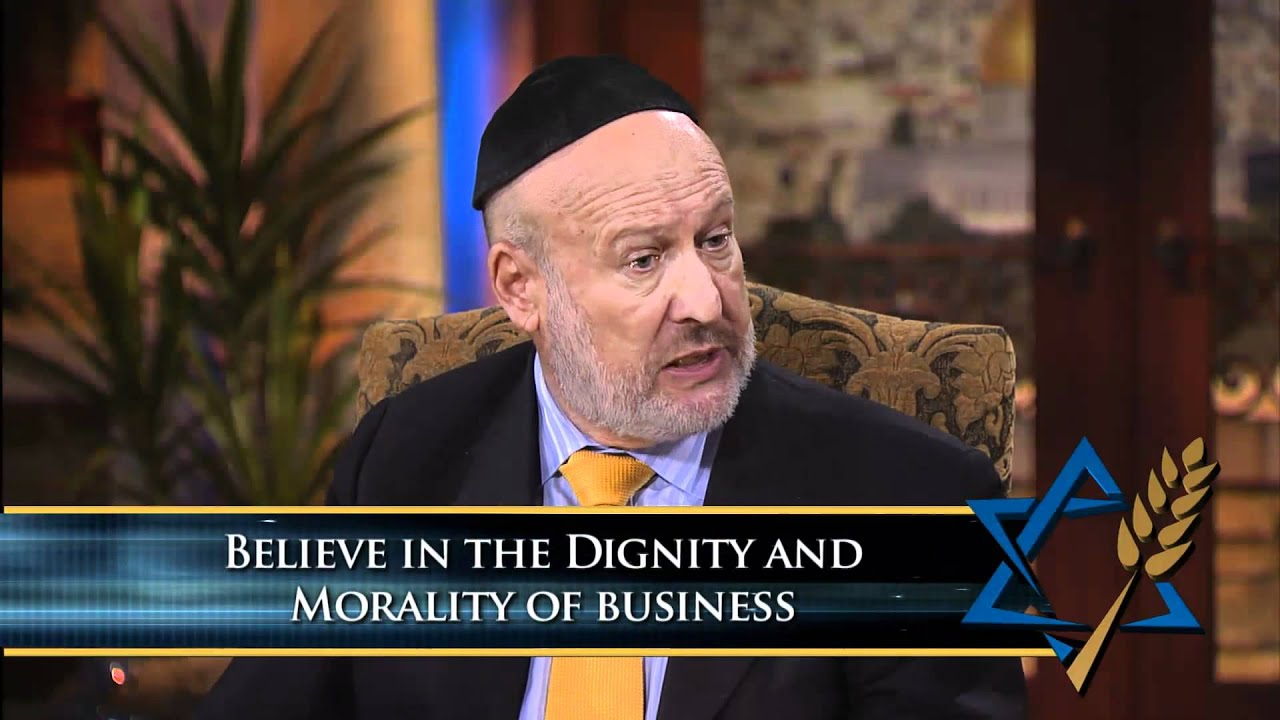 Rabbi Daniel Lapin: 