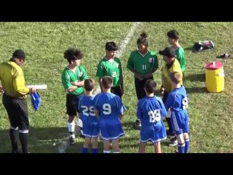 Brentwood North Boys Soccer Defeats Hauppauge Middle School 10/16/2017