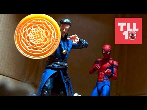 Avengers: Prelude To Infinity War - Stop-Motion Episode