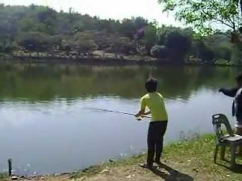 ตกปลาสวาย บ่อเคียงดอย by mr.rewat