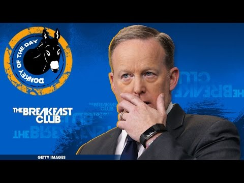 Thumbnail: Sean Spicer References Hitler And The Holocaust During White House Press Speech