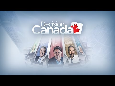 Global News 2015 Federal Election Live Results