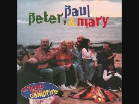 Peter, Paul and Mary  -  Goodnight Irene