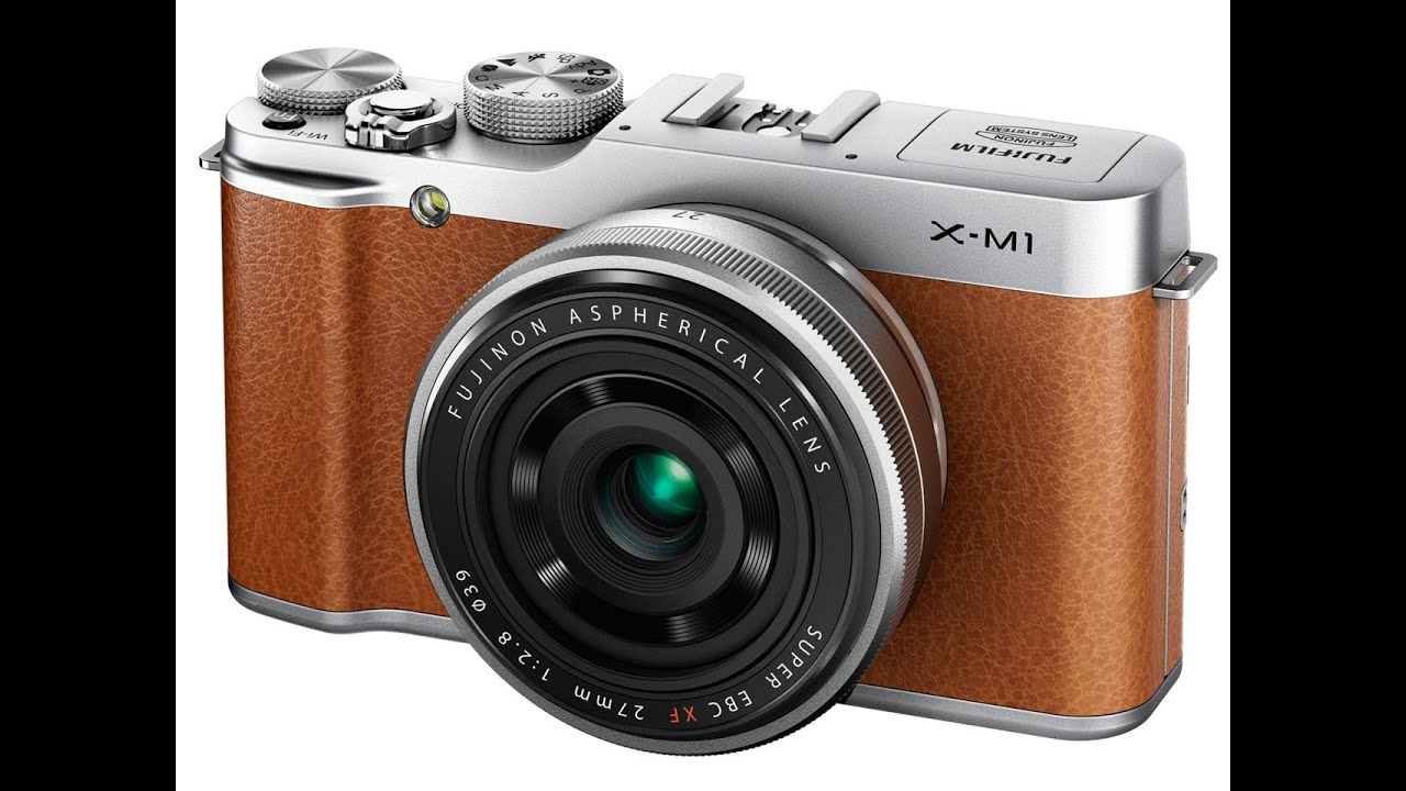 fuji x m1 preview youtube