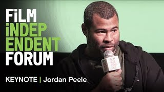 Jordan Peele GET OUT keynote | 2017 Film Independent Forum