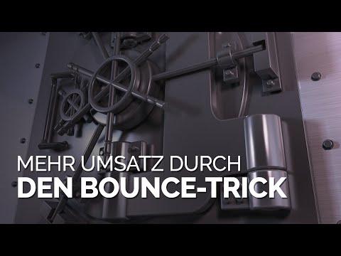 1.850 € am Tag dazu verdienen durch BOUNCE-Trick!
