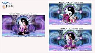 TEASER TAO YIN YOGA avec Aisha Sieburth, selon l'enseignement de Maître Mantak Chia.