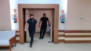 "Grand Entry in MDU ""Laash Nahar me"""