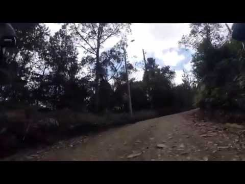 Cycling Dirt Roads in Colombia