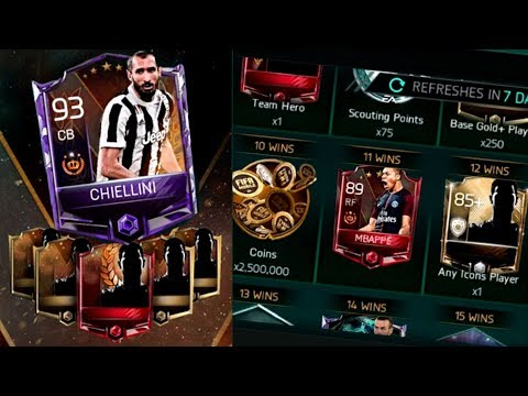 FIFA Mobile 18 The New Gauntlet Tournament! Massive Rewards including Guaranteed Icons!