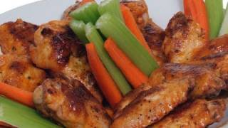 Buffalo Chicken Wing Recipe And Marinade