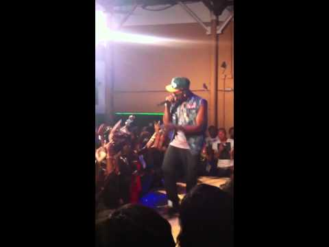 Skales live in dallas