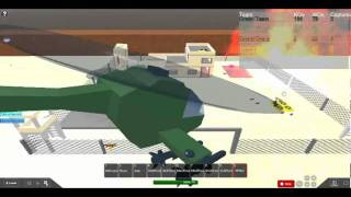 ROBLOX - Heli Wars Desert Attack (MAJOR PWNAGE)