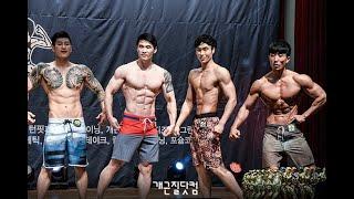 2019 제19회 성남시협회장배 보디빌딩대회 남자 피지…