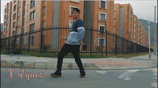 nicky jam x j balvin x equis tutorial dance coreografía