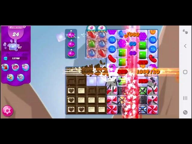 Candy Crush Saga niveau 4753