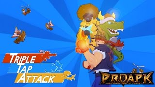 Triple Tap Attack Gameplay iOS / Android