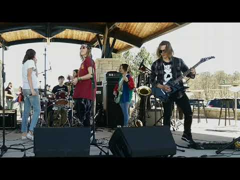 Roll With The Changes - SOR East Cobb House Band - CR Music Festival 2018 - Day 2