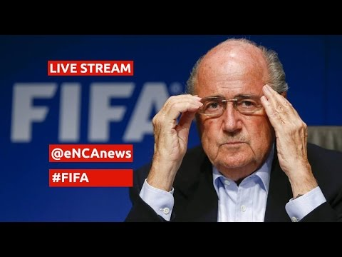 LIVE: FIFA media briefing on arrested officials