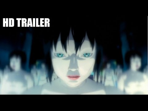 Ghost in the shell 2: Innocence Trailer HD (Anime 2004)