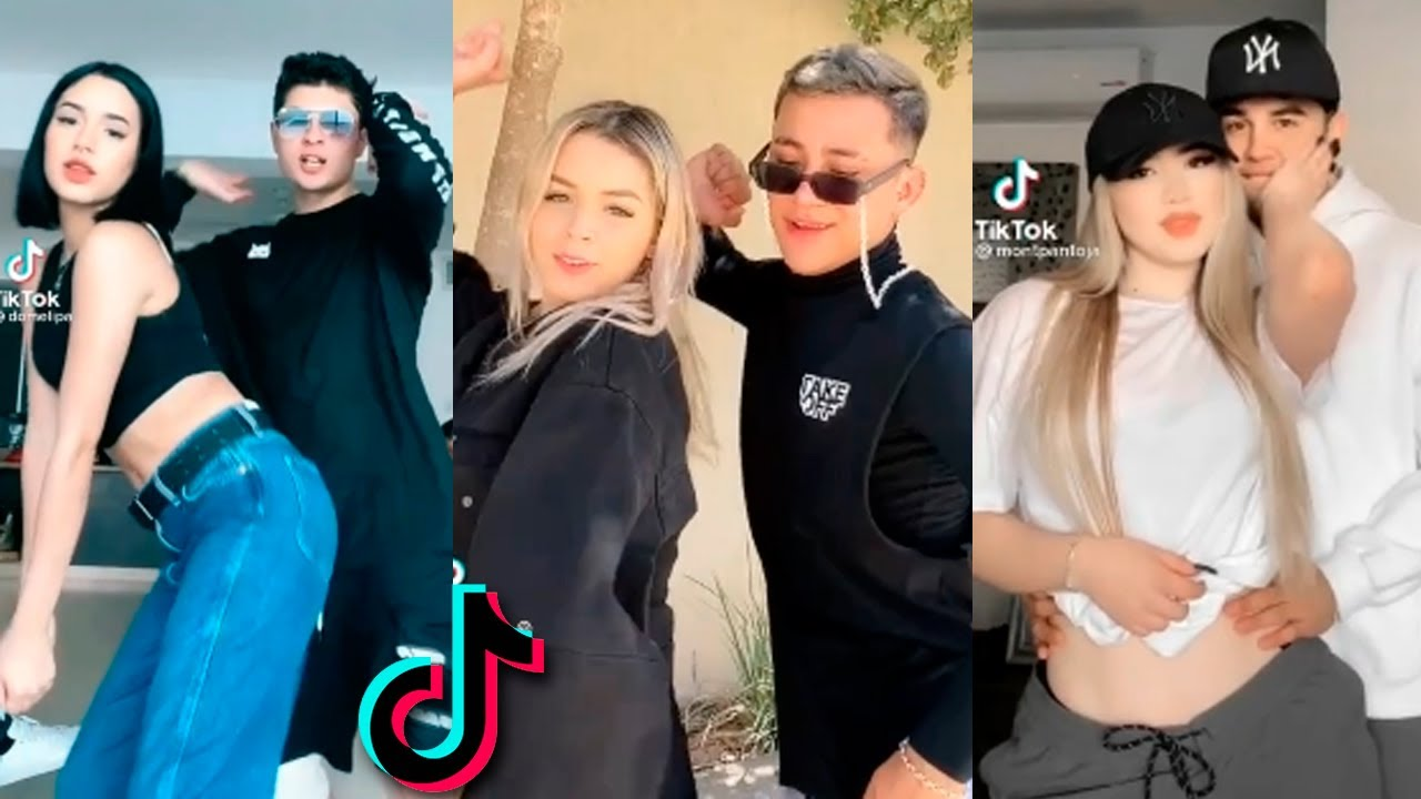 Las Mejores Tendencias y Bailes De Tik Tok #90 | Nuevos trends tik tok 2021 | Bailando TIK TOK