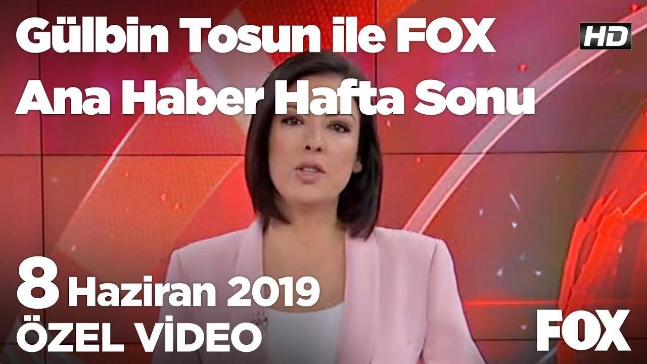 Amerika'dan Türkiye'ye S-400 tehdidi! 8 Haziran 2019 Gülbin Tosun ile FOX Ana Haber Hafta