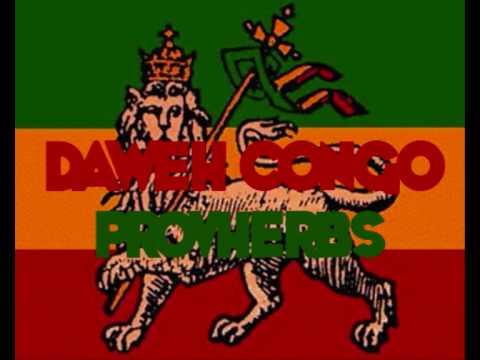 Daweh Congo - Provherbs