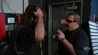 Mick Foley Punches Bubba The Love Sponge