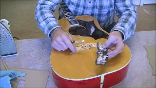 095 RSW Gibson Dove Trash To Treasure Part 1