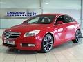 Vauxhall Insignia 2 0 CDTi 160 SRi VX Line Red -  SB11 ZSO