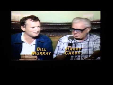 Bill Murray Harry Caray interview 8-8-88