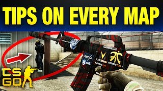 8 Useful Tips For Every Map In CS:GO