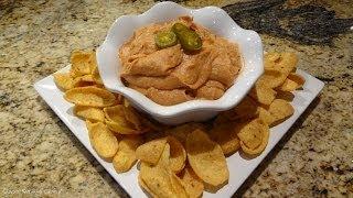 Frito Lay's Bean Dip - Recipe