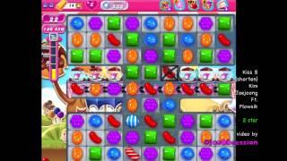 Candy Crush Saga level 538 2 stars No booster