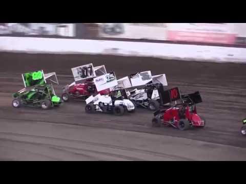 Bakersfield Speedway HEATS 3 21 15
