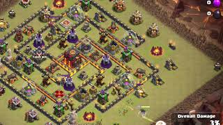 Clash of Clans: Wall Wrecker fail!