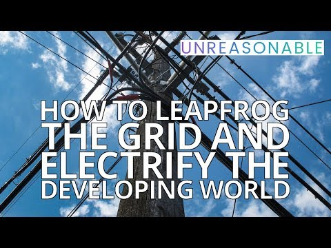 Electrifying the Developing World By Skipping the Grid | Patrick Walsh