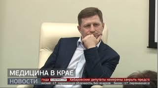 Медицина в крае. Новости. 04/02/2020. GuberniaTV
