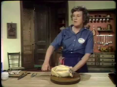 S07 E14 - Julia Child, The French Chef - To Roast a Chicken