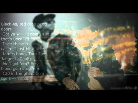 Tyga- Rack City Remix(feat. Wale, Fabulous, Young Jezzy, Meek Mill & T.I.)[clean] HD