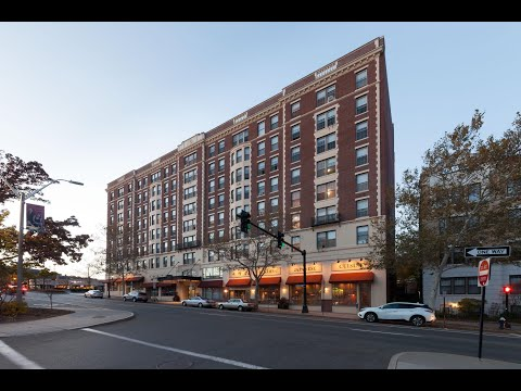 Elegant 2 Bedroom Apartment, Pelham Hall, 1284 Beacon St Brookline MA